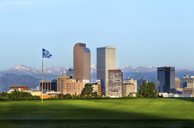 Denver's City Park Golf Course