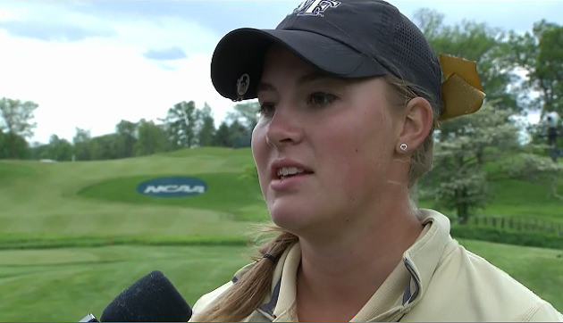 Jennifer Kupcho Comes Up Short On One Hole And In Ncaa National Championship Colorado Avidgolfer