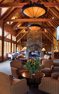 timberhearth at cordillera dining