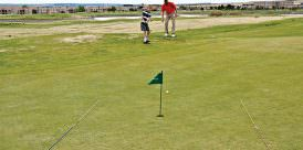 junior golf father's day chipping box