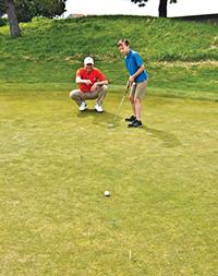 junior golf tee ball game