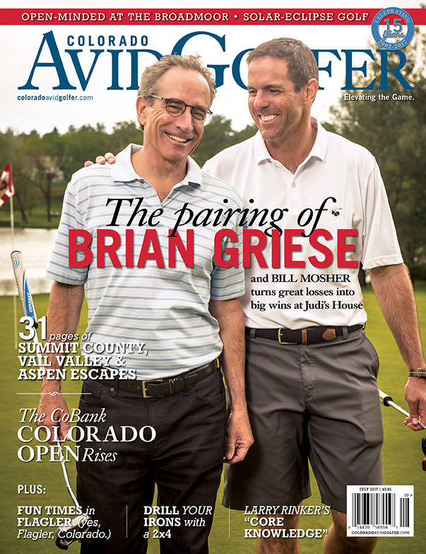 July 2017 Magazine - Colorado AvidGolfer