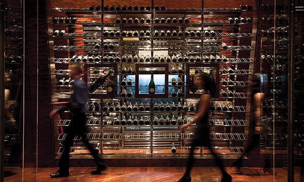 Edge Wine Wall
