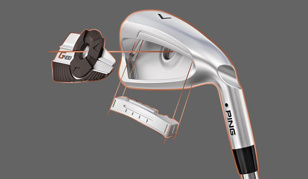 Ping S Innovative Tech Laden G400 Iron Produces Higher And Longer Shots