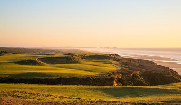 bandon dunes cliffs