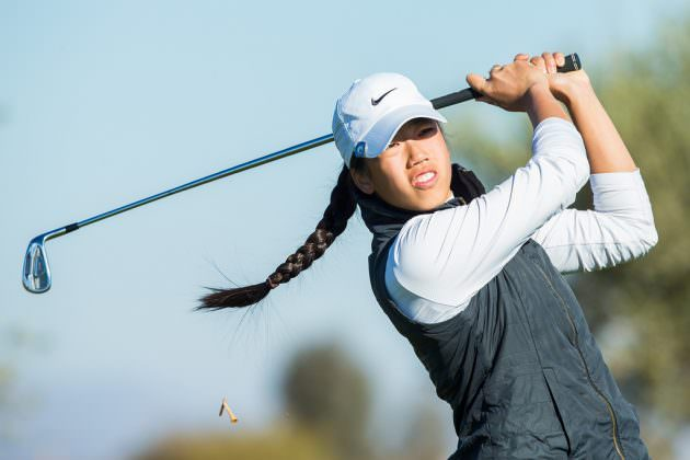 Andrea Wong Leads at CoBank Colorado Women's Open