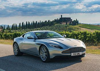Luxury Cars - Aston Martin DB11