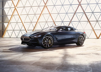 Lucury Cars - BMW Concept 8 Series