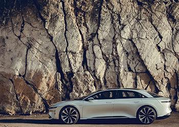 Luxury Cars - Lucid Air