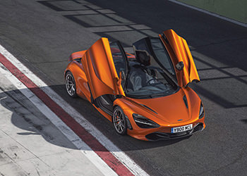 Luxury Cars - McLaren 720S