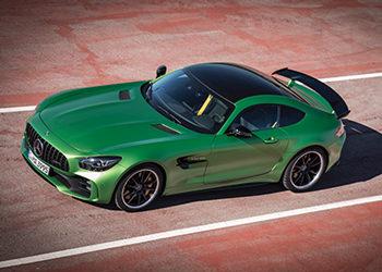 Luxury Cars - Mercedes AMG GT R