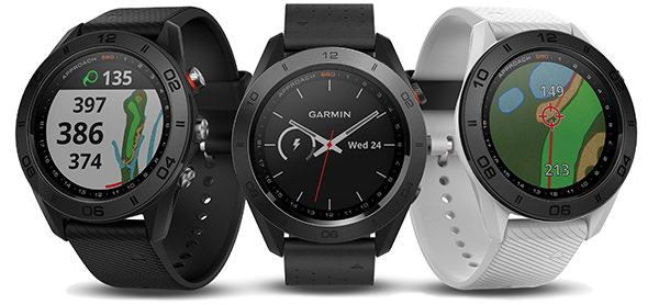 garmin golf watch fashion