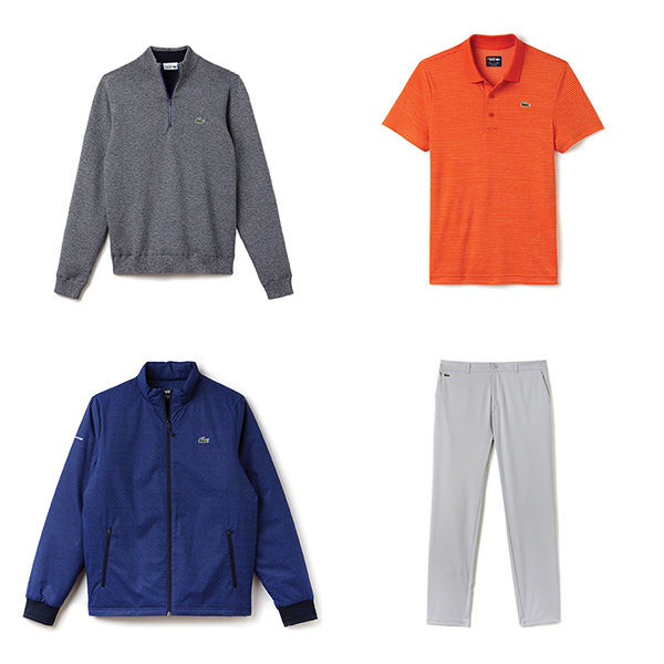 lacoste golf fashion clothing apparel