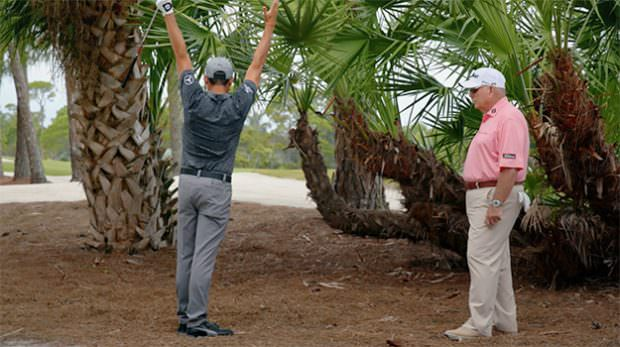 Escape Trouble with Rickie Fowler's Punch Shot