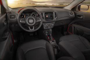 Jeep Compass Trailhawk Interior