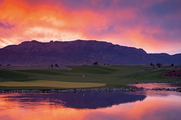 sandia golf albuquerque