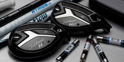 titleist hybrid gear