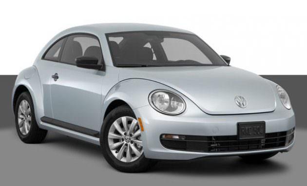 VW Beetle1.8T