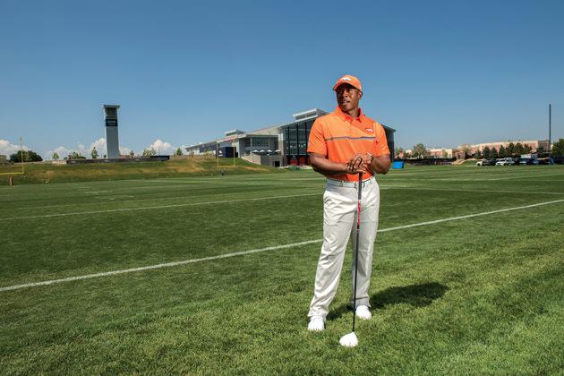 Denver Broncos' Head Coach Vance Joseph