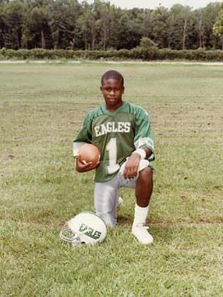 Vance Joseph, age 14
