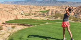 Mesquite Nevada Golf Conestoga Cover