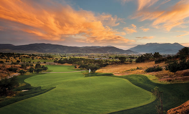 st. george utah travel golf