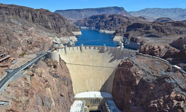 Hoover Dam - Vegas