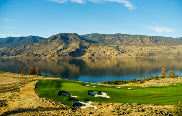 Tobiano Golf Course | Tourism Kamloops/Bob Huxtable