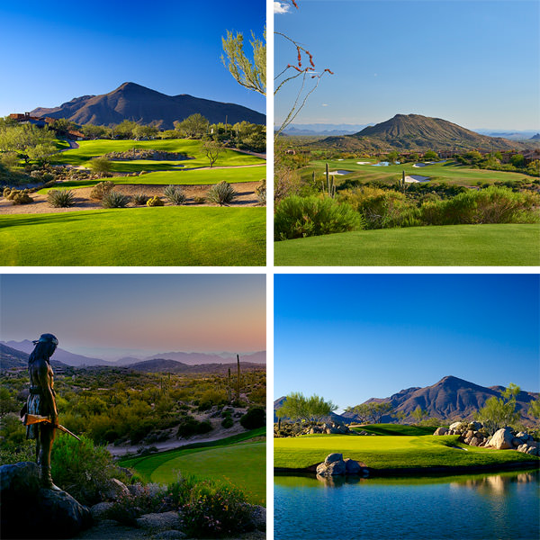 Desert Mountain Courses 600x600