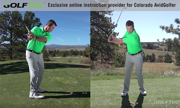 Train Your Backswing With Golftec Colorado Avidgolfer
