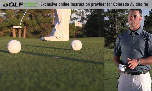 Try Alternating Distance with the Putting Speed Drill