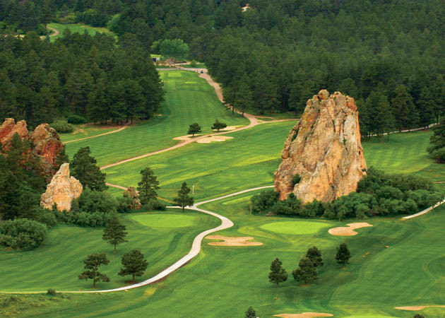 Sentinel Rock at Perry Park Country Club