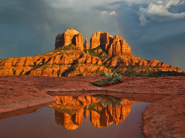 Sedona's Cathedral Rock