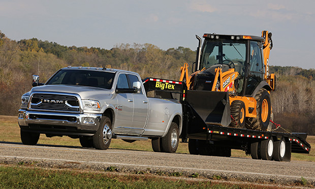 2017 Ram 3500HD Limited Review