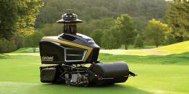 reggie the robotic mower