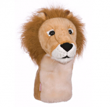 daphne's headcovers lion golf gift