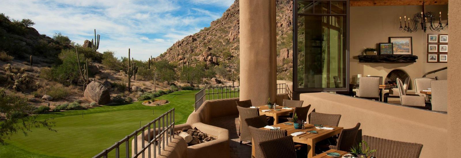 Porch View - Desert Highlands