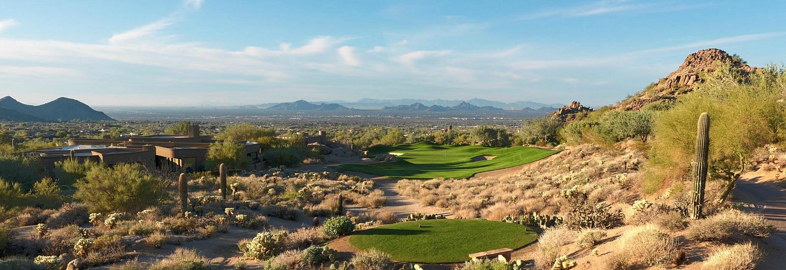 Course Panorama - Desert Highlands