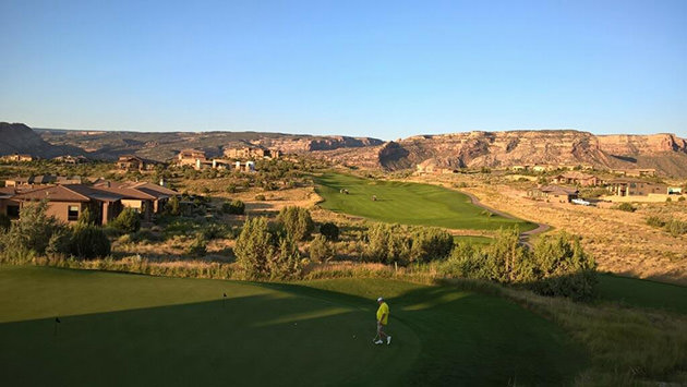 The Golf Club at Redlands Mesa in Grand Junction