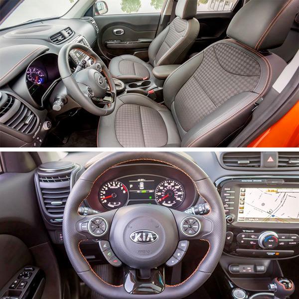 kia soul turbo interior