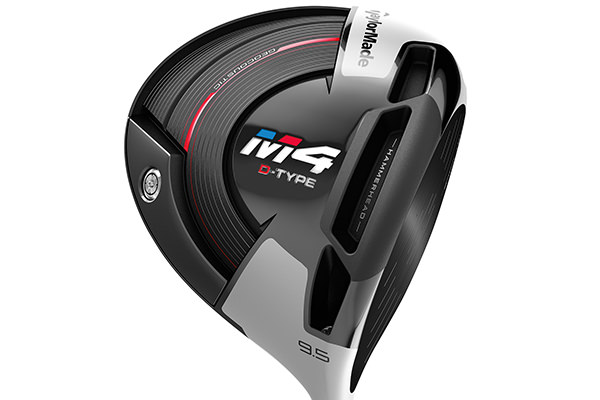 taylormade m4 d-type