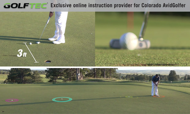 The Pre-Round Putting Warmup Exercise from GOLFTEC