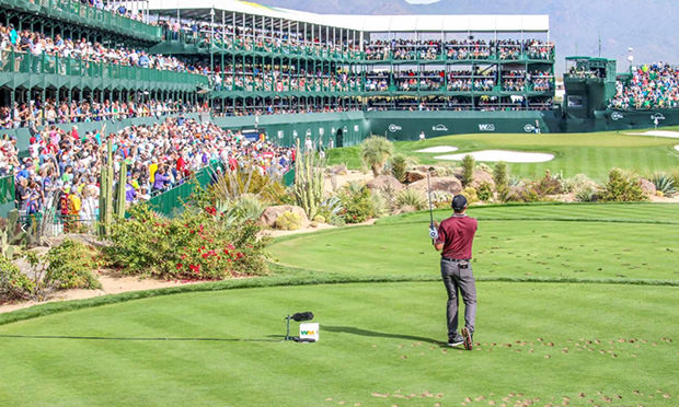 2 of 2 Waste Management Phoenix Open Groupings & Starting Times Thursday & Friday, February 01 & February 02, Rd. 1 1 Tee Rd. 2 10 Tee AM AM Ben Martin Kiawah Island, SC.