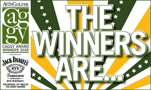 2018 CAGGY Award Winners Presented by Jack Daniels Rye
