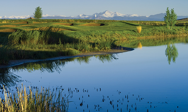 Colorado National Golf Club - 2018 CAGGY Award Winner - Favorite Golf Passport Course