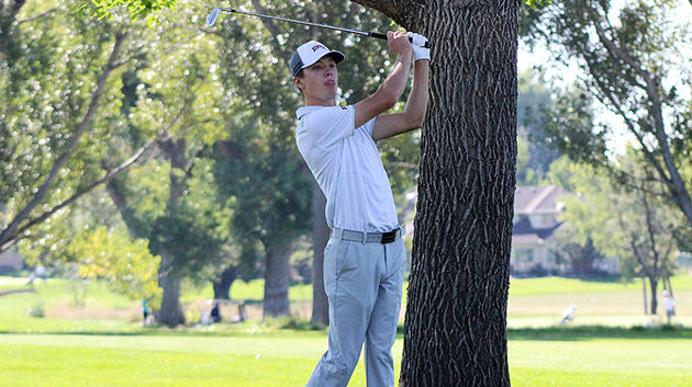 Chris Korte led all DU players at the Arizona Intercollegiate