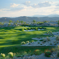 Coyote Springs Golf - MEsquite, Nevada
