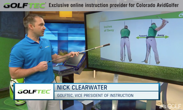 golftec nick clearwater golf channel hip sway