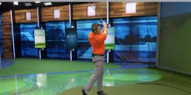 GOLFTEC Golf Channel Morning Drive - head position