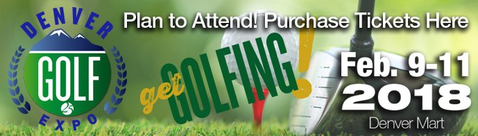 2018 Denver Golf Expo Tickets